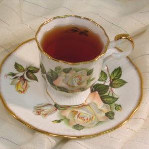 Cream Earl Grey Tea