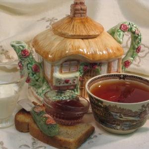 Cream Irish Breakfast Tea