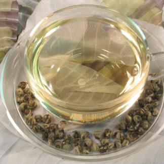 Dragon Pearl Green Tea 2