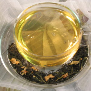 Earthly Paradise Jasmine Green Tea