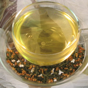 Genmaicha Green Tea 2
