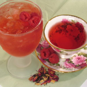 Lover's Rose Herbal Tea