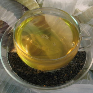 Monk's Green Osmanthus Green Tea
