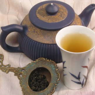 Tae Guan Yin Iron Goddess Oolong Tea