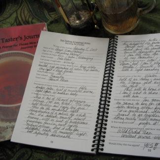 Tea Taster's Journal 2