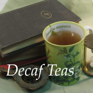 Specialty Decaf Teas